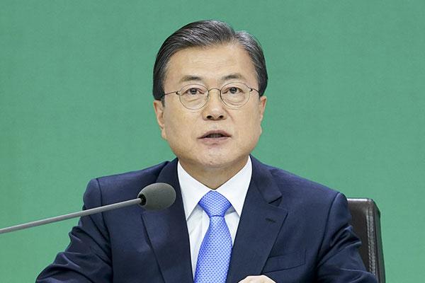 Präsident Moon unterstreicht bei G20-Gipfel Wichtigkeit gemeinsamer Anstrengungen im Kampf gegen Coronavirus