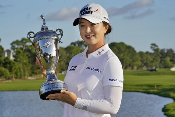 Pegolf Wanita Asal Korsel, Kim Sei-young Raih Kemenangan Keduanya di LPGA Musim Ini