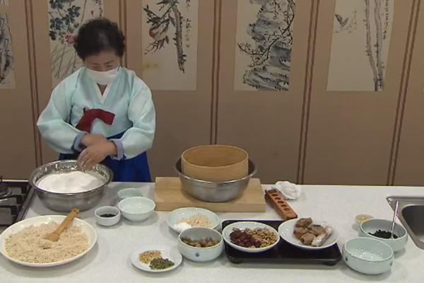 景福宫举行夜赏宫廷饮食活动