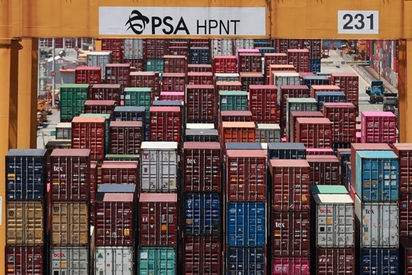 Ekspor Korsel pada November 2020 Naik 4,1%