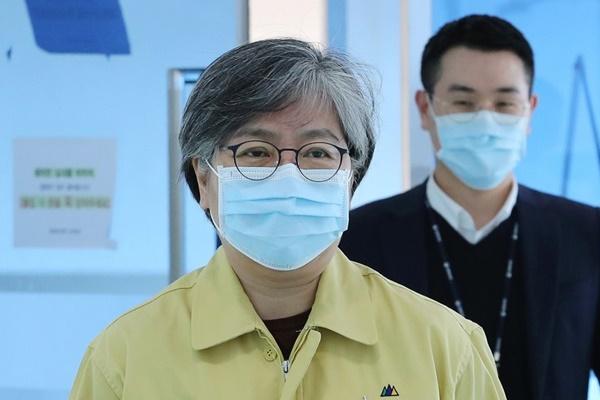 Jeong Eun-kyeong parmi les « 100 femmes de l'année » de la BBC