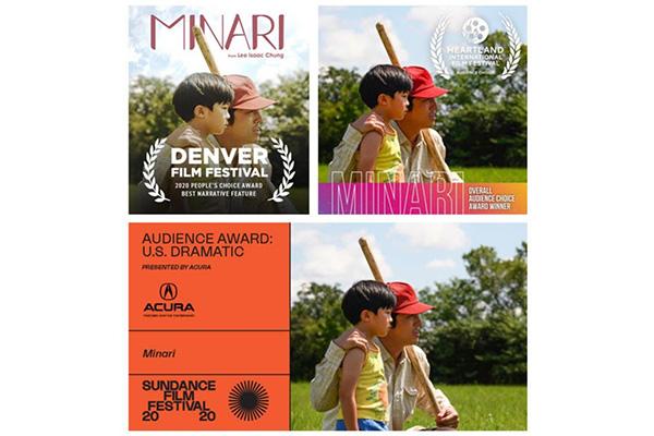 """""""Minari"""" gewinnt zwei Preise bei Denver Film Festival in USA"""