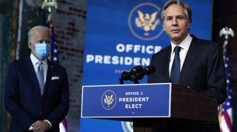 Biden, Blinken Signal Return to Global Partnership
