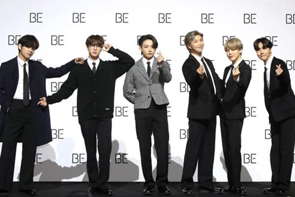BTS、グラミー賞にノミネート アジア歌手初