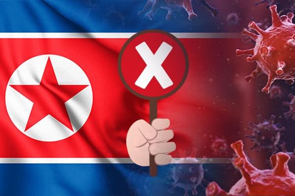 北韩提高新冠防疫力度 加强边境管制