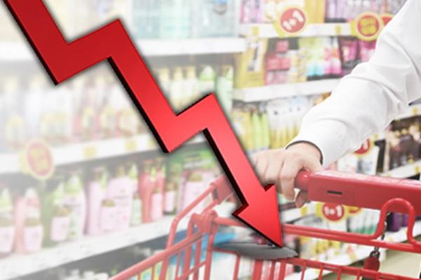 Tiêu dùng và đầu tư giảm, sản xuất giữ nguyên trong tháng 10