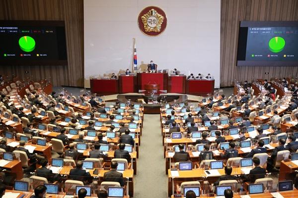 Rancangan Anggaran Korsel Tahun Depan Akan Diloloskan di Parlemen pada Rabu Besok