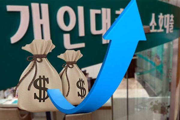 銀行の貸付残高 11月に5兆ウォン増加 過去最大の増加幅更新