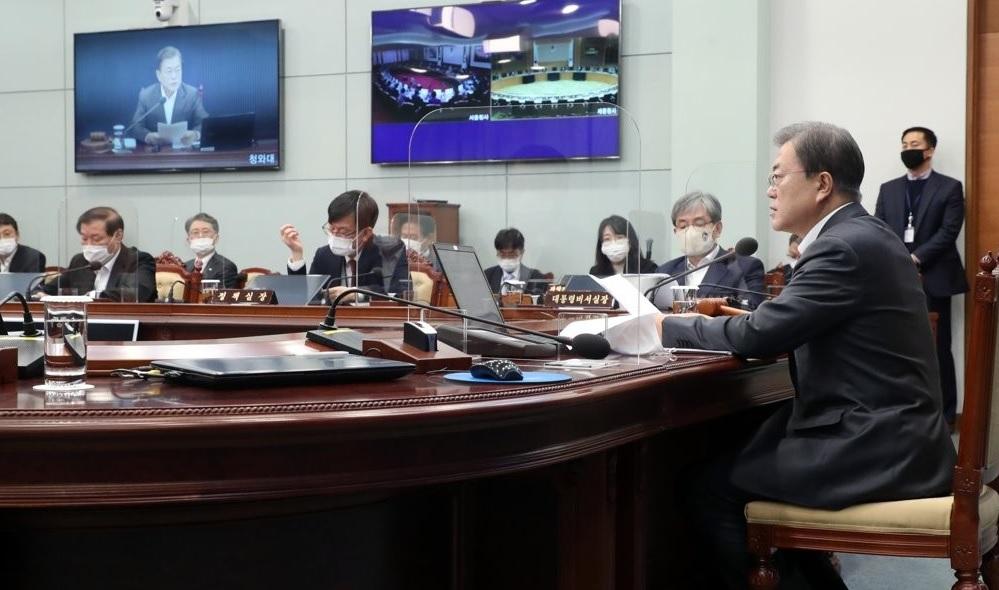 Presiden Moon: Ekonomi Korsel Pulih Lebih Cepat daripada Perkiraan