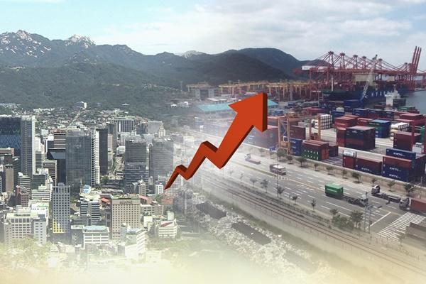 11月韩出口额增4% 日均出口额增6.3%
