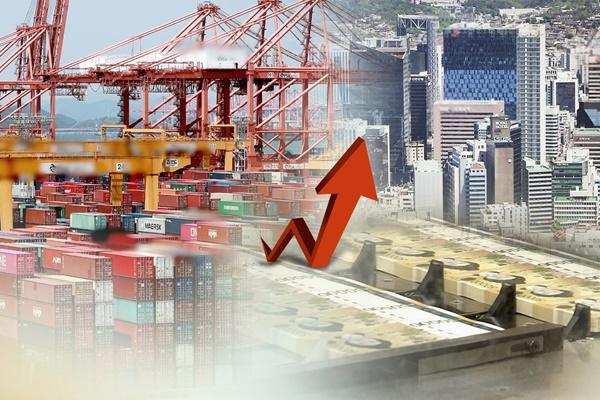 Kim ngạch xuất khẩu tháng 11 của Hàn Quốc tăng 4%