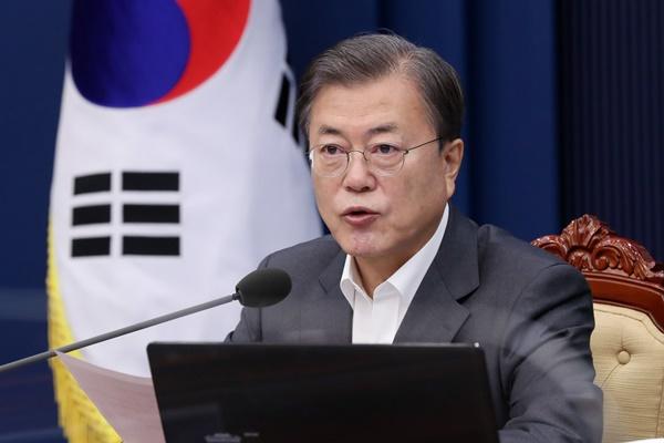 Tổng thống Moon Jae-in: