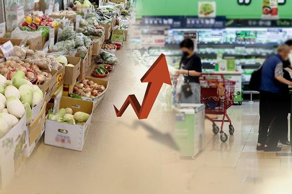 韩2月消费者物价上涨1.1% 农畜水产品出现10年来最大涨幅