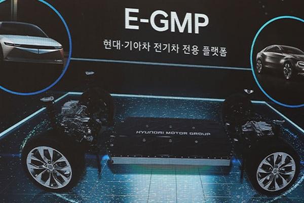 Hyundai presenta plataforma exclusiva para coches eléctricos