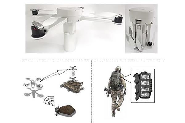 Quân đội Hàn Quốc lần đầu vận hành thí điểm ba loại drone tấn công