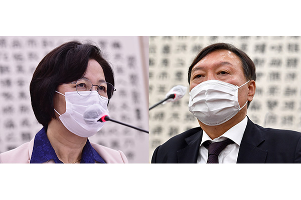 秋美爱称检查组织打破民主管制制度 尹锡悦要求推迟惩戒委员会会议