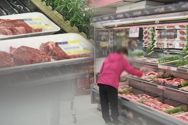 Pro-Kopf-Konsum von Rindfleisch in vier Jahrzehnten fast verfünffacht