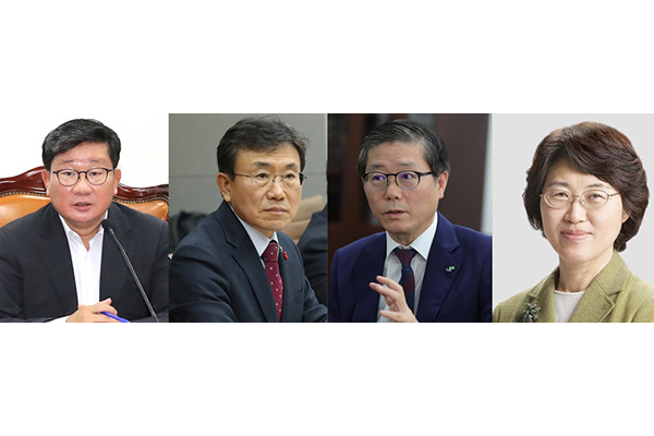 Moon Carries Out Cabinet Reshuffle, Replaces 4 Ministers