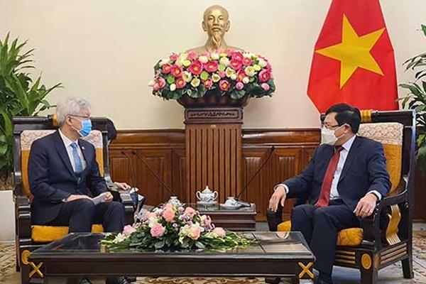 Hàn Quốc và Việt Nam nhất trí áp dụng quy trình nhập cảnh đặc biệt từ 1/1/2021