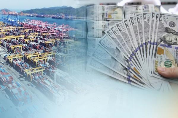 Südkorea meldet im Oktober dritthöchsten Leistungsbilanzüberschuss