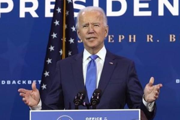Moon Jae-in adresse une lettre de félicitations à Joe Biden