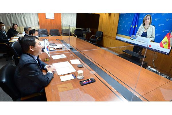 РК и Испания провели второй стратегический диалог