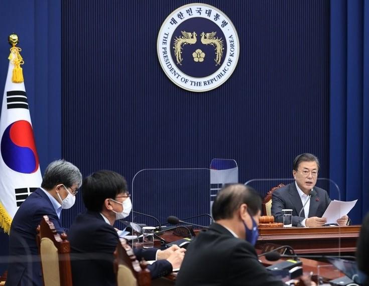 Cabinet Approves Promulgation of 3 Key Reform Bills