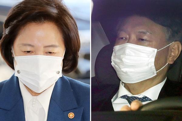 '윤석열 징계위' 2차 심의 정회…오전에 일부 증인심문 진행