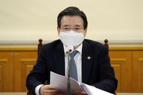 """김용범 기재차관, """"과잉 유동성 선제적 고민 필요"""""""