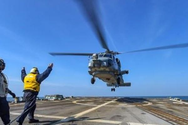 S. Korea to Buy 12 Lockheed Martin MH-60R Seahawks Helicopters