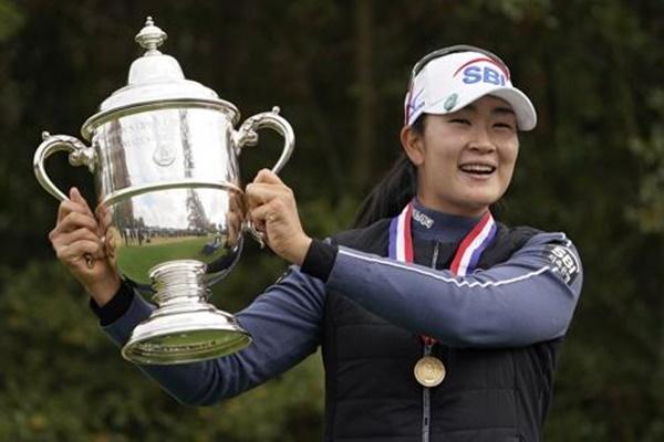 Golf : Kim A-lim triomphe à l'US Open