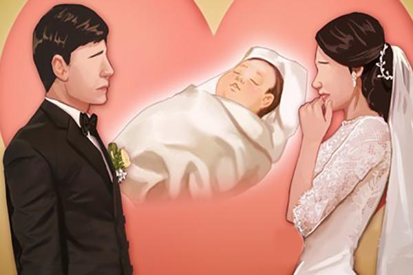 Anteil der kinderlosen Ehepaare steigt auf Rekordhoch