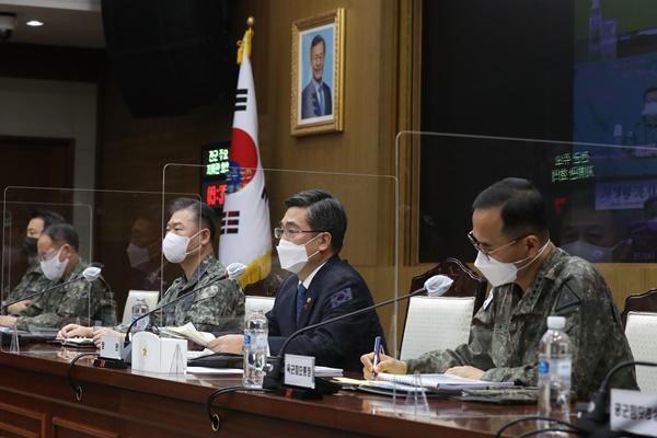 군, 내년 전작권 검증평가 조기시행 추진…극초음속무기 개발