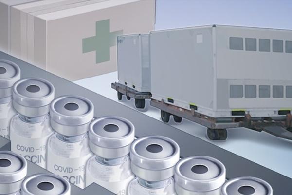 COVID-19 : le gouvernement se veut rassurant quant à l'approvisionnement du vaccin d'AstraZeneca
