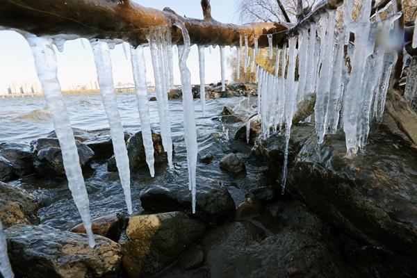 موجة شديدة البرودة تجتاح كوريا الجنوبية