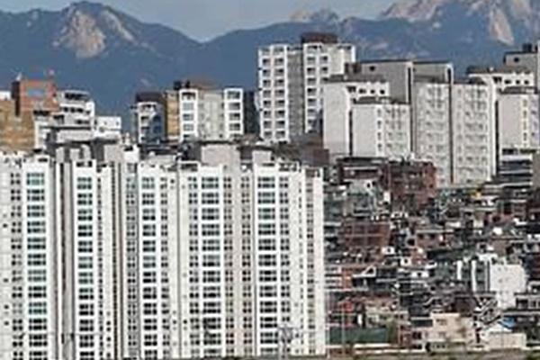서울 '아파트 불패' 심화…단독·연립주택과 가격차 역대 최대