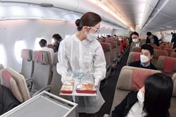 アシアナ航空 日本上空を飛行する観光飛行の実施へ