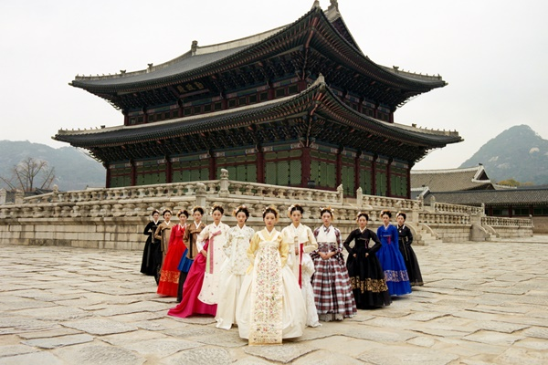 Project to Promote Korean Beauty through Royal Palace, Traditional Attire