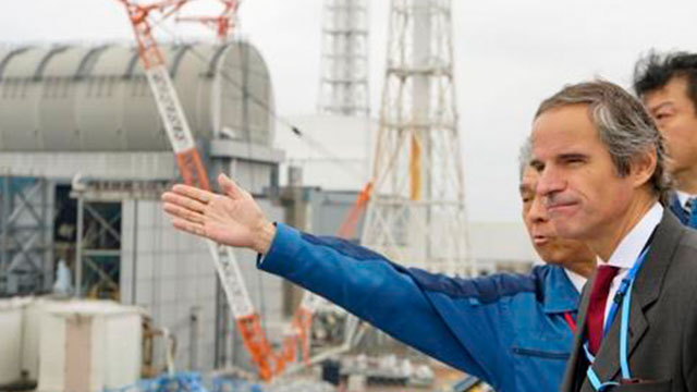 IAEA Chief Welcomes Japan's Announcement to Release Fukushima Water
