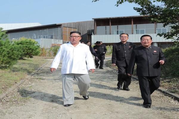 Bắc Triều Tiên tiếp tục tuyên bố tự phát triển núi Geumgang