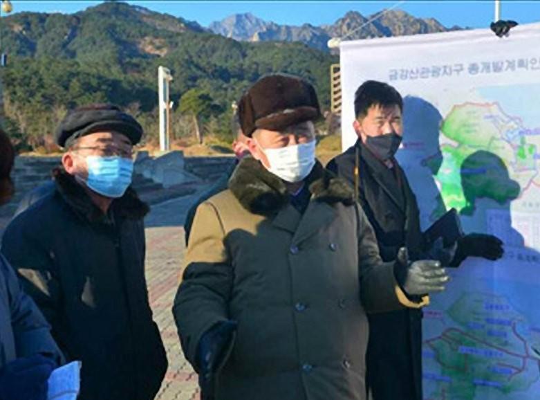 北韓「金剛山観光地区を独自で開発」 次の5か年計画に編入か