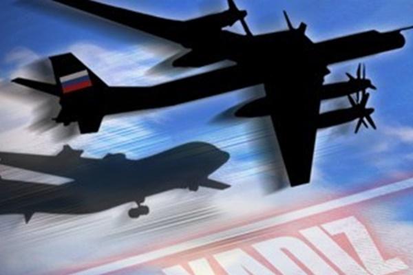 Sembilan Belas Pesawat Militer China dan Rusia Lintasi KADIZ