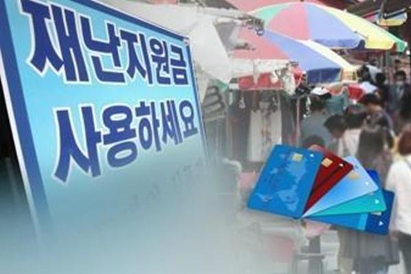 災害支援金4兆ウォン支給で小規模事業者の売り上げ増加 KDI