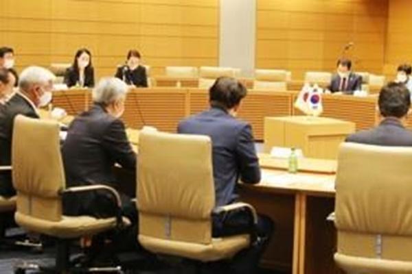 韓日・日韓議員連盟が8か月ぶり合同会議 両国関係改善策を議論