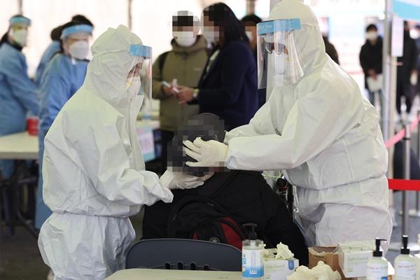 S. Korea Reports 840 New COVID-19 Cases