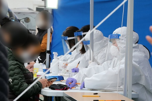 S. Korea's New COVID-19 Cases Jump to over 500