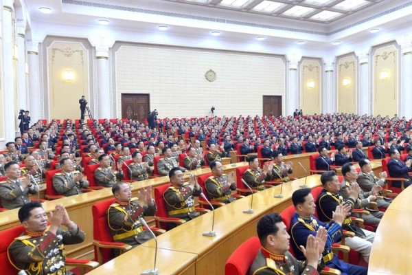 Delegates Arrive in Pyongyang for Party Congress