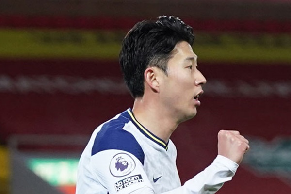 Son Heung-min Selected to BBC's Team of the Year