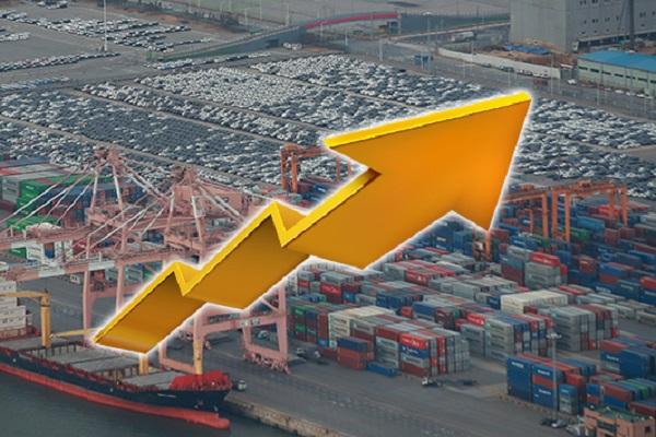 3月韩出口增16.6% 创历年同月最高额