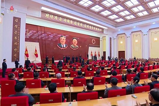 北韩劳动党第8次全国代表大会5日开幕 金正恩承认经济失败